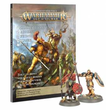 9781839064159 Comment Debuter A Warhammer Age Of Sigmar - Warhammer -