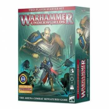 5011921141043 Warhammer Set D Initiation Pour 2 Joueurs - Wahammer Underworlds -