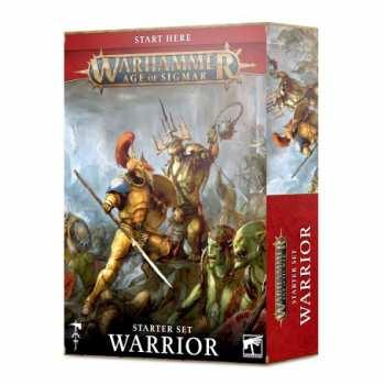 5011921157815 Wahammer Set D Initiation Guerrier - Warhammer Age Of Sigmar -