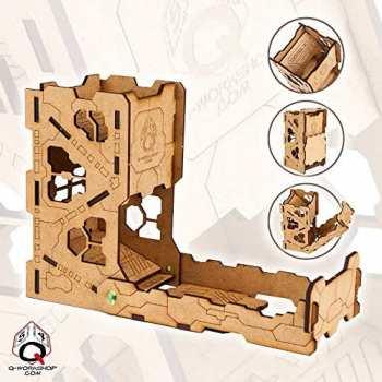 5907699492596 Tour A Des ( Dice Tower Tech ) - Q Workshop