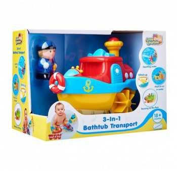 4032153004501 Bateau Pour Le Bain - 3 En 1