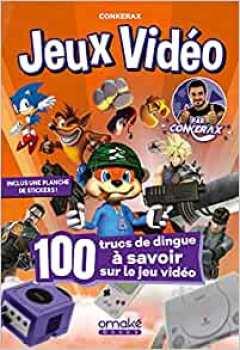 9782379890376 100 Trucs De Dingues A Savoir Sur Le Jeu Video Omake Books