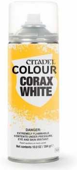 5011921154418 Peinture Citadel Bombe De Sous-couche Blanc Corax 400ml