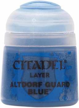 5011921027019 Figurine Game Workshop - Altdorf Guard Blue Peinture  - Warhammer Citadel