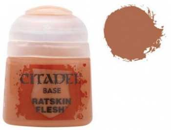 5011921026463 Peinture Citadel Base ( Ratskin Flesh ) 12ml