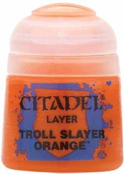 5011921026654 Peinture Citadel Layer ( Trollslayer Orange ) 12ml